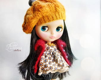 Blythe/Pullip Ooak Set LITTLE ADVENTURER By Odd Princess Atelier, Vintage Collection