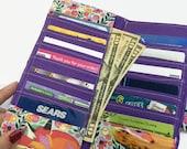 Women's Wallet, Wallet, Fox Wallet, Wallets For Women, Credit Card Holder, Card Wallet, Credit Card Organizer,