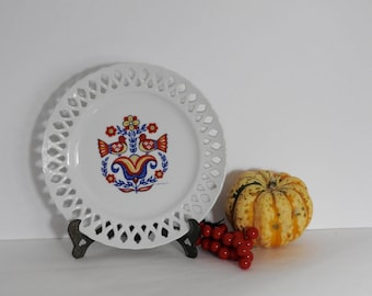 Decorative Berggren Plate