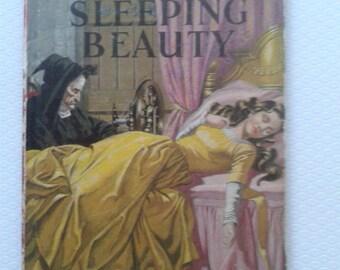 Vintage Ladybird Sleeping Beauty 1965 Children's Reading Book Well-loved Tales Series 606D