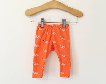 Flamingo Baby and Toddler Leggings