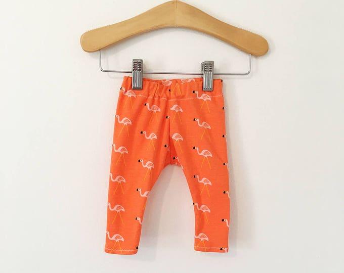 Flamingo Baby and Toddler Leggings