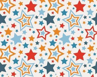 Riley Blake Designs- Lucky Stars