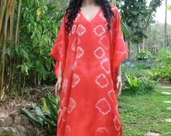 Long Silk Kaftan, Kaftan Dress, Maxi Dress