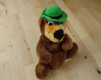 Vintage Yogi Bear Stuffed Animal Plush