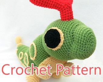 Caterpie Crochet Pattern