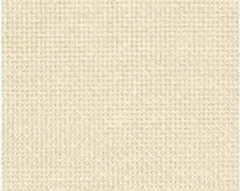 """18 CT cross stitch aida fabric, ZW, Zweigart cross stitch fabric, 18 count, 17.5"""" x 21.5"""" (45cm x 55cm)"""