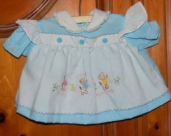 Sz. 3 mo. Three Little Kittens Dress