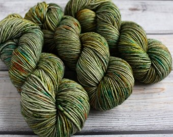 Journey Worsted in Cure It With Leeches by Skeinny Dipping Yarn