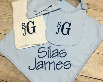 "Shop ""baby boy personalized"" in Clothing"