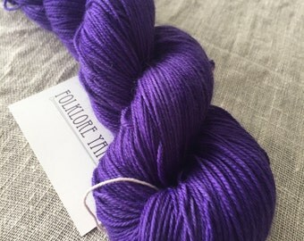 Superwash Merino Sock- Faerie Queene