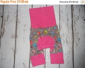 Going out of business Maxaloones Shorts Size 1 6 months to 3T  baby wearing pants Euro Birds Pink