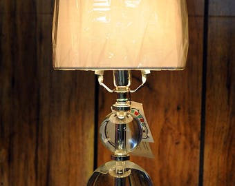 """Robert Abbey Muses Lamp 18"""" Tall, Excellent like New Condition"""