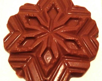 Chocolate Snowflake