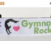 SALE- Gymnastics Headband - Gymnast Headband - No Slip Headband - Non Slip Headband - Gymnastics Team Headbands - Gymanatics Team Gifts - Gy