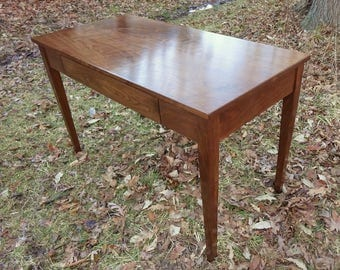 Simple, and Refined  Walnut Desk