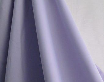 Lavender matte poly taffeta, 12.50yd