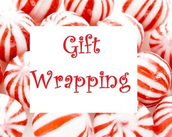 Gift Wrapping Service ~Let us do the work for you!~