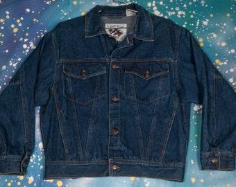 EPANDA East West Denim Jacket Size  L