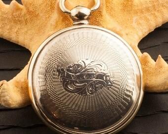 Antique 10 Karat Gold Filled Locket