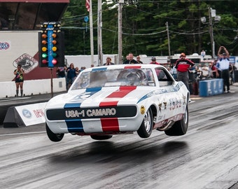 Drag Racing Funny Car Wheels Off The Ground Cool
