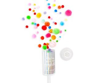 Pom Pom Push-Pop Confetti™