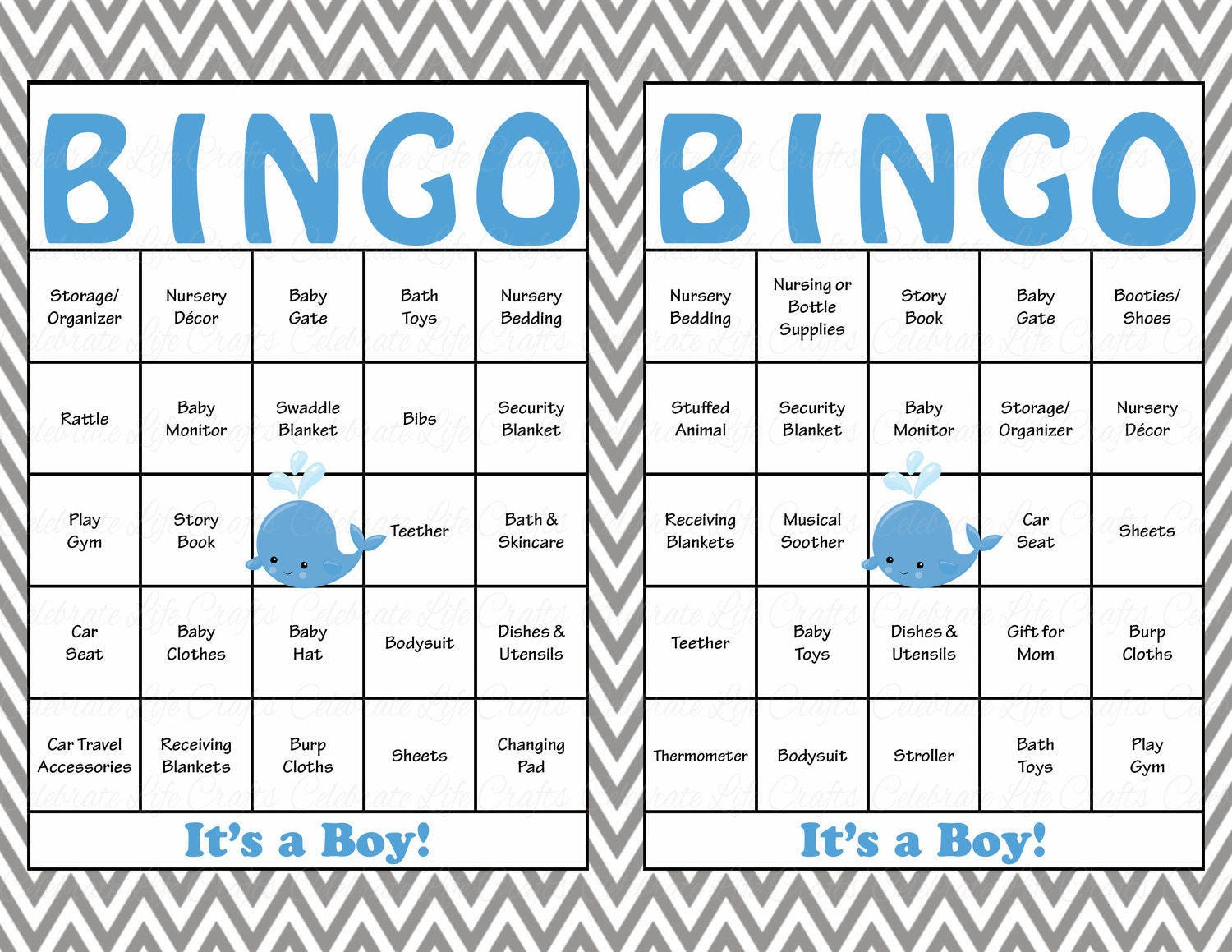 It's just an image of Resource Printable Baby Bingo Cards