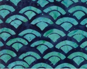 Sunday Drive Midnight Pond Shell - Moda Fabrics - 43076 52