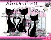 Cute Cats SVG