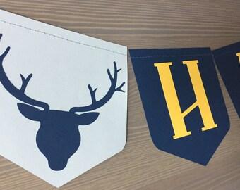 Deer Woodlands Banner