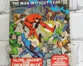 ON SALE Daredevil. Volume 1 Number 19. August 1966. Story by Stan Lee. Art by Johnny Romita. The Man Without Fear, Before He Had a Hit TV Sh