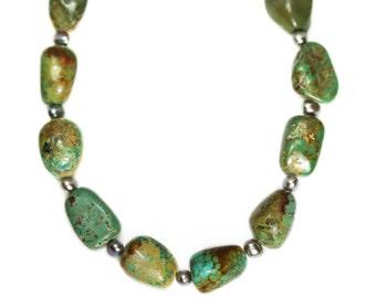 Royston Nugget Pearl Necklace