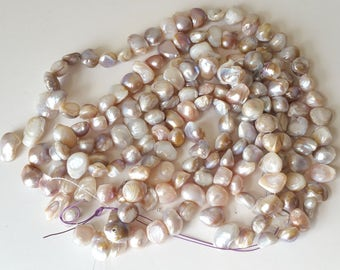 Large fresh water pearls