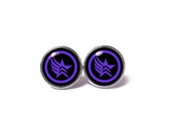 Mass Effect Paragade or Renegon Earrings