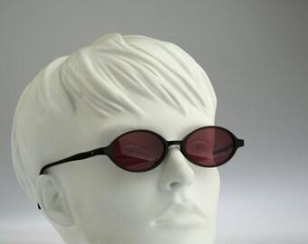 Alain Delon 3609 / Vintage sunglasses / NOS  90's rare designer eyewear prescription frame
