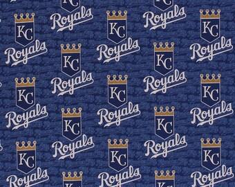 Kansas City Royals Fabric