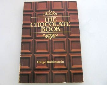 The Chocolate Book by Helge Rubinstein Published 1981 Paperback Illustrated