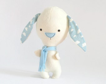 Cute Bunny Plush Toy, Soft Stuffed Animal, Plushy Doll, Bunny, Rabbit Doll, Rabbit Stuffed Animal, Cute Toy, Gift for Boys, Gift for Girls