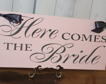 Wedding Signs Handcrafted For Your Special By