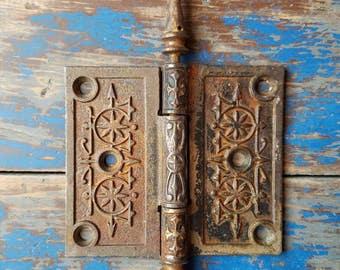 Victorian DOOR HINGE PLATE