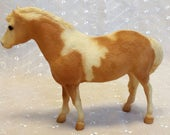 Misty of Chincoteague Breyer Mold #20 Tan and Beige