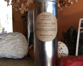 FG's Herb Salt