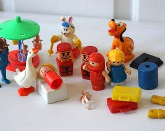 Vintage Toy Grab Bag