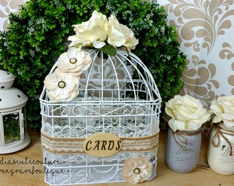 wedding birdcage card holder wedding card holder birdcage decorbridal shower birdcage
