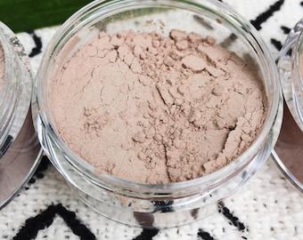 Natural Organic Face Powder Foundation