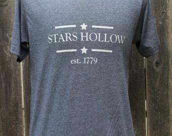 Stars Hollow Screenprinted Shirt