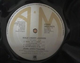 Joan Armatrading - Walk Under Ladders Vinyl Bowl