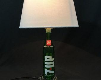7up Bottle Lamp