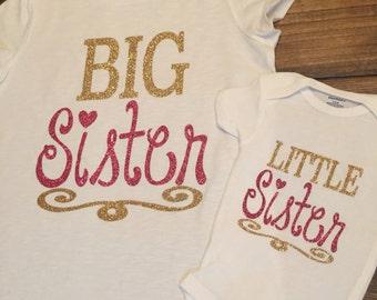 Big Sister/Little Sister set
