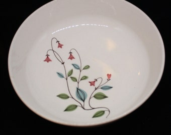 Mid Century Franciscan Family China - Winsome Pattern Bowl